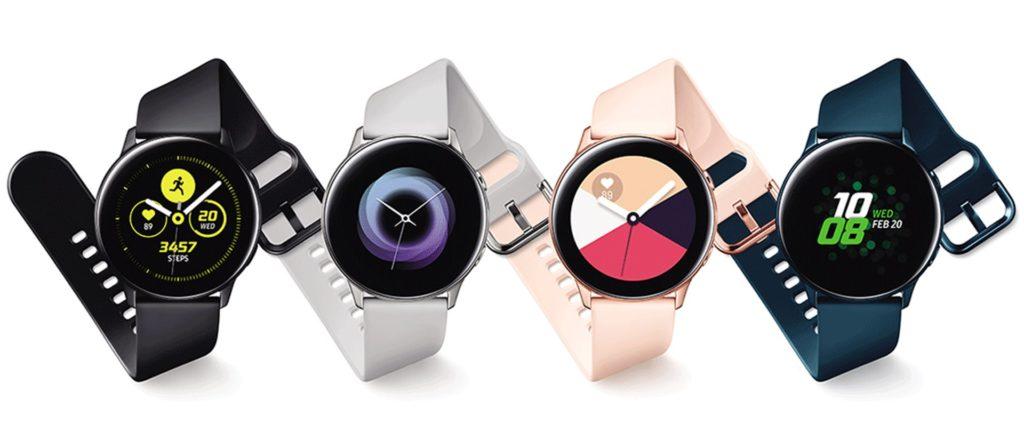 Все смарт-часы от Samsung 13