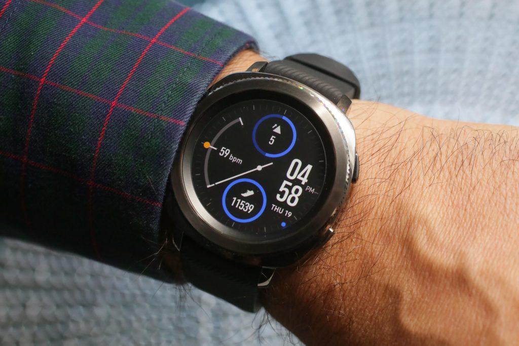 Все смарт-часы от Samsung 14